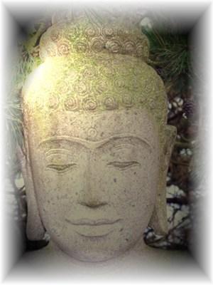 Meditations-Buddha Klangschalen