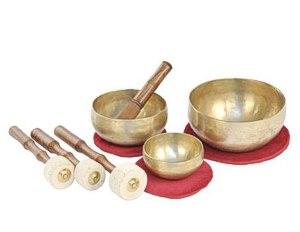 Indisches Set
