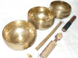 Klangschalen Set Tibet