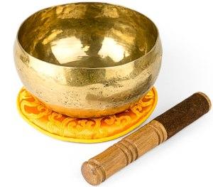 Klangschale aus Nepal